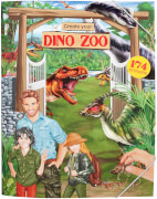 Depesche 10920 Create your DINO ZOO, Malbuch