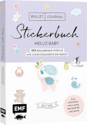 Stickerbuch-Hello Baby