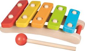 GoKi Xylophon mit 5 Tönen
