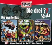 Kosmos Die drei ??? Kids CD-Box Folgen 4 - 6