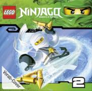 CD LEGO Ninjago: Meister des Spinjitzu, Folge 2