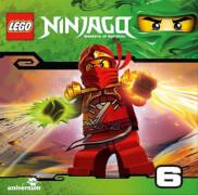 CD LEGO Ninjago: Meister des Spinjitzu, Folge 6