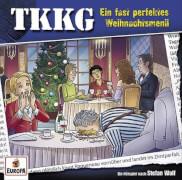 CD W TKKG: Weihnachtsmenü