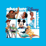 CD Absolute Disney 4