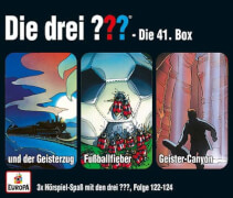 CD Drei ???: Box 122-124