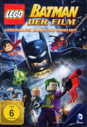 LEGO Batman: Der Film - Vereinigung der DC Superhelden (DVD)