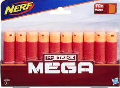 Hasbro A4368EU4 Nerf MEGA 10er Dart Nachfüllpack