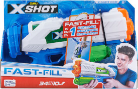 X-Shot Water Blaster fast fill