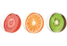 Wasserball Sommerfrucht, # 46cm, sortiert