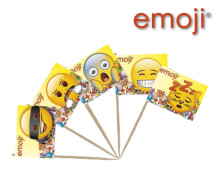 emoji® Flaggen-Picker, 50 Stück