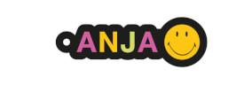 NICI Smiley For You - Anhänger ''Anja'' mit Karabiner