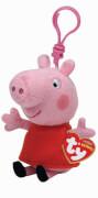 TY PEPPA PIG - KEYCHAIN