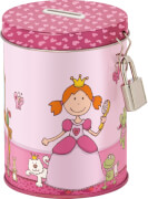 Sigikid 24735 Spardose Pinky Queeny