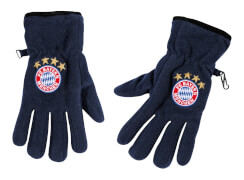 FC Bayern München Handschuhe Logo Kids, 4,5