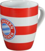 FC Bayern München Tasse Stripes