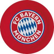 8 Teller FC Bayern München Papier 23 cm