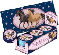 Zauberhandtuch Pferde, ab 3 Jahren.