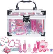 Make-Up und Geschenkkoffer Meerjungfrau