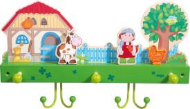 HABA Garderobe Bauernhof