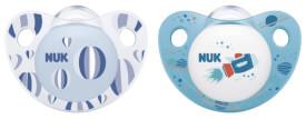 NUK Trendline Silikon-Schnuller Gr. 3