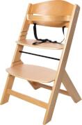 Treppen-Hochstuhl ''Jill'', Holz, ca. 45x83x47 cm, ab 6 Monate