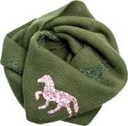 LOOP-Schal I LOVE HORSES
