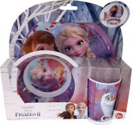 p:os 30124 Frozen 2, Frühstücksset, 3tlg, in offener Geschenkverpackung