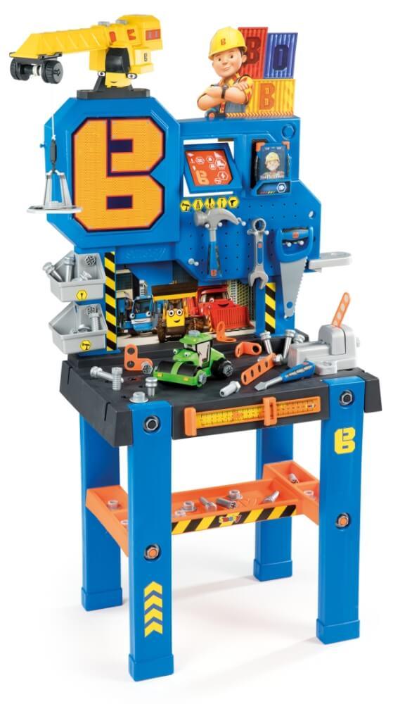 Bob der Baumeister Bob Werkbank mit Kran 7600360715 jetzt ...
