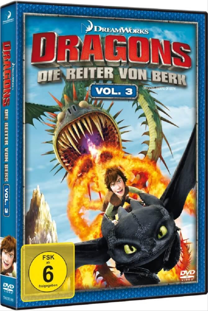 DV Dragons-Reiter v Berk 3 156205 ▷ jetzt kaufen - online